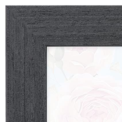 Amazon.com - 11x17 Picture Frame Black Barnwood - Poster Frames by ...