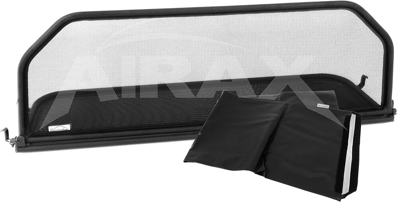300 350 450 560 SL Windabweiser Windscherm Windstop Wind deflector d/éflecteur de vent Airax Windschott f/ür R107 280 420 380