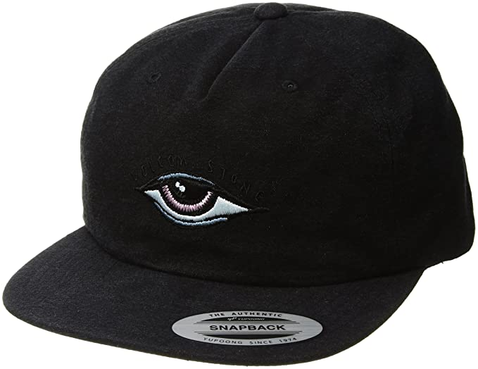best sneakers b7090 3edfc ... shopping volcom mens burch experiment hat black e405c 5eac2