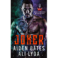 Joker (Hell's Ankhor Book 8) book cover