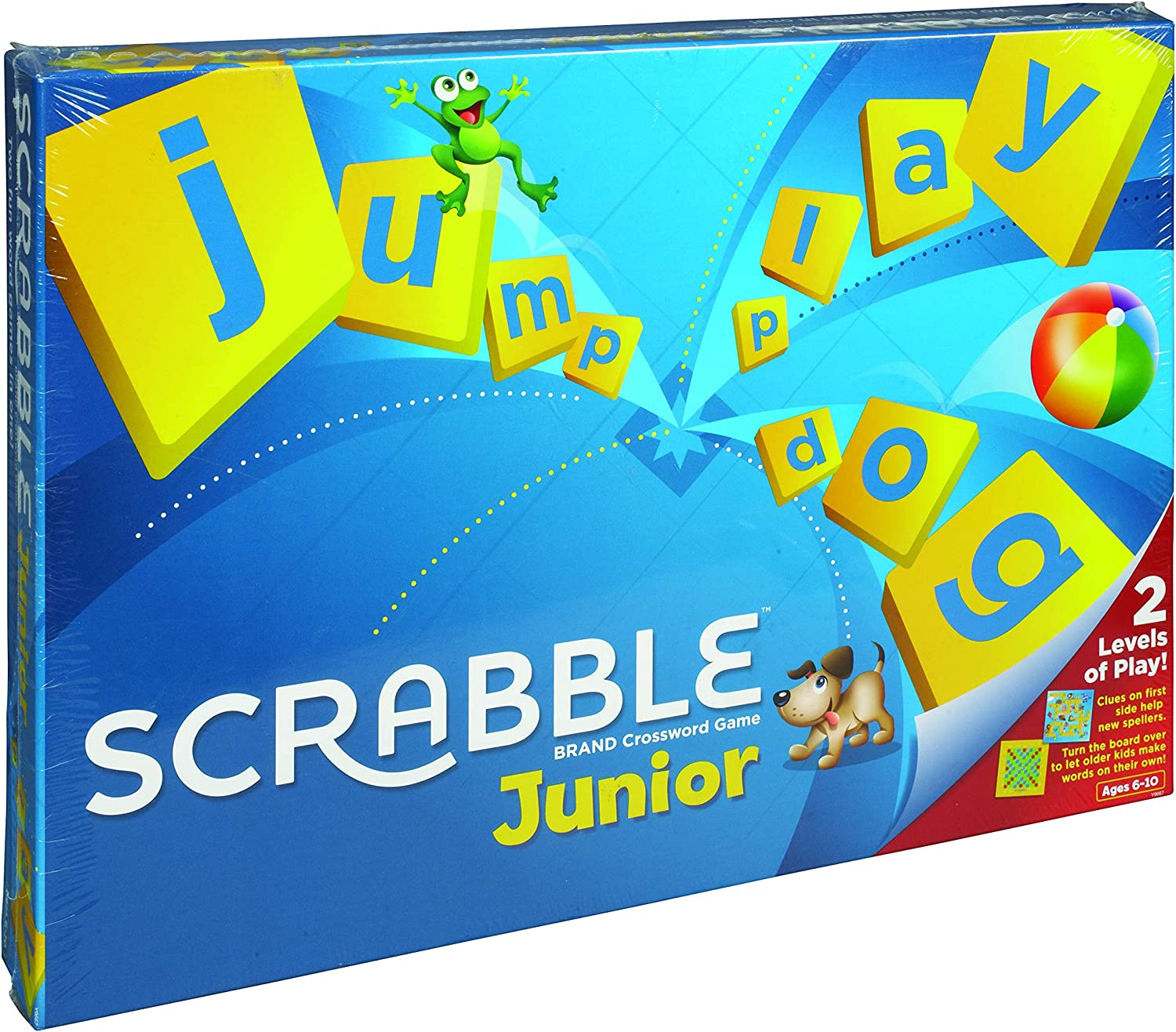 SCRABBLE Junior - English: Scrabble: Amazon.es: Juguetes y juegos