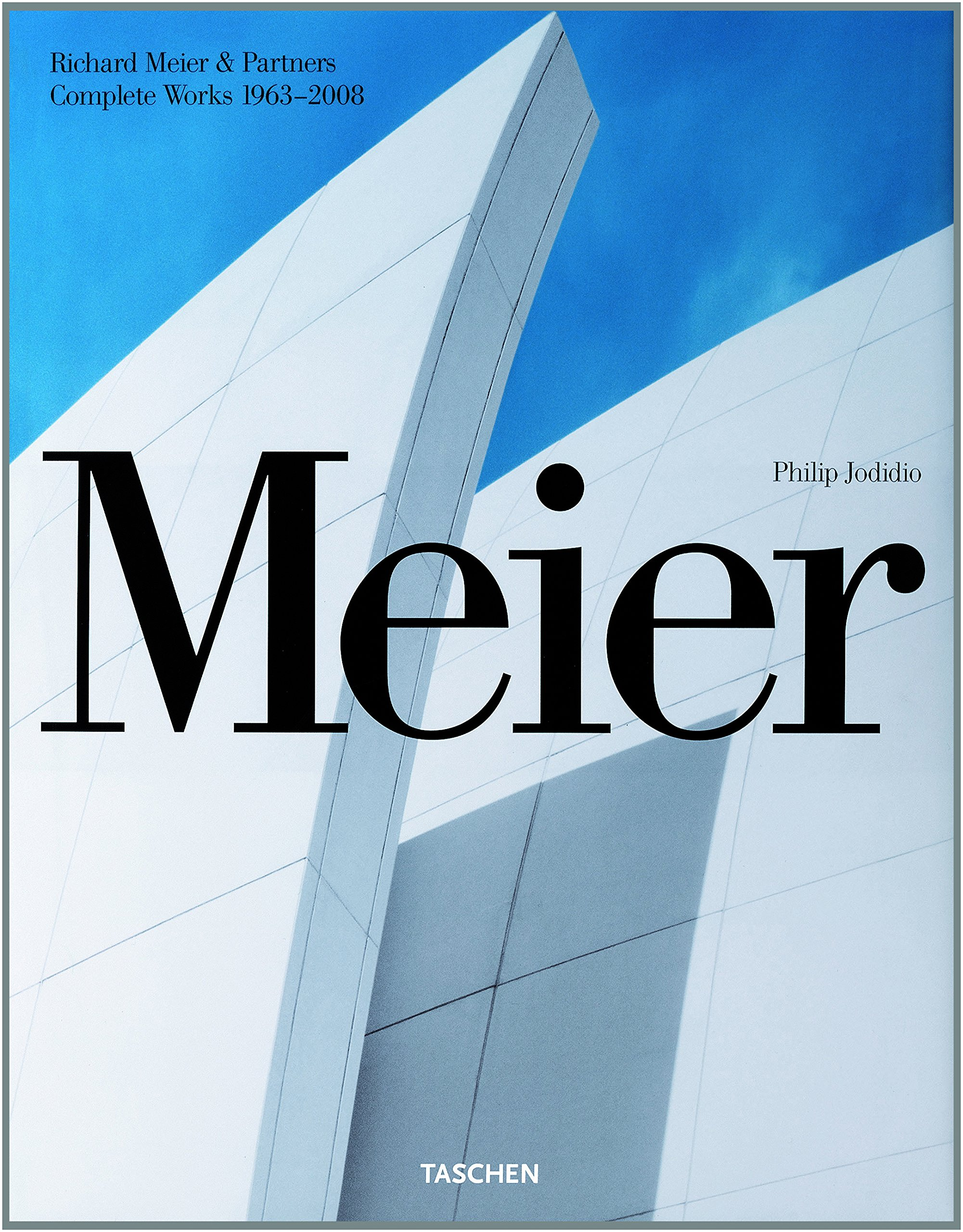 Meier. Ediz. illustrata Copertina rigida – 30 apr 2008 Philip Jodidio Taschen 3822836842 Architecture