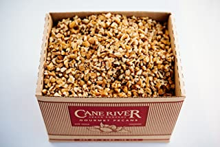 product image for Fancy Medium Cut Natural Pecan Pieces, 3 pound box - Cane River Pecan Co.