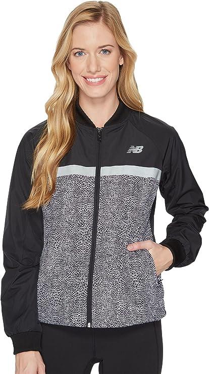 Amazon.com  New Balance Women s NB Athletics 78 Jacket  Sports ... b2ccf40dea373