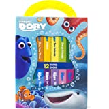 Disney Pixar - Finding Dory My First Library Board Book Block 12-Book Set - PI Kids