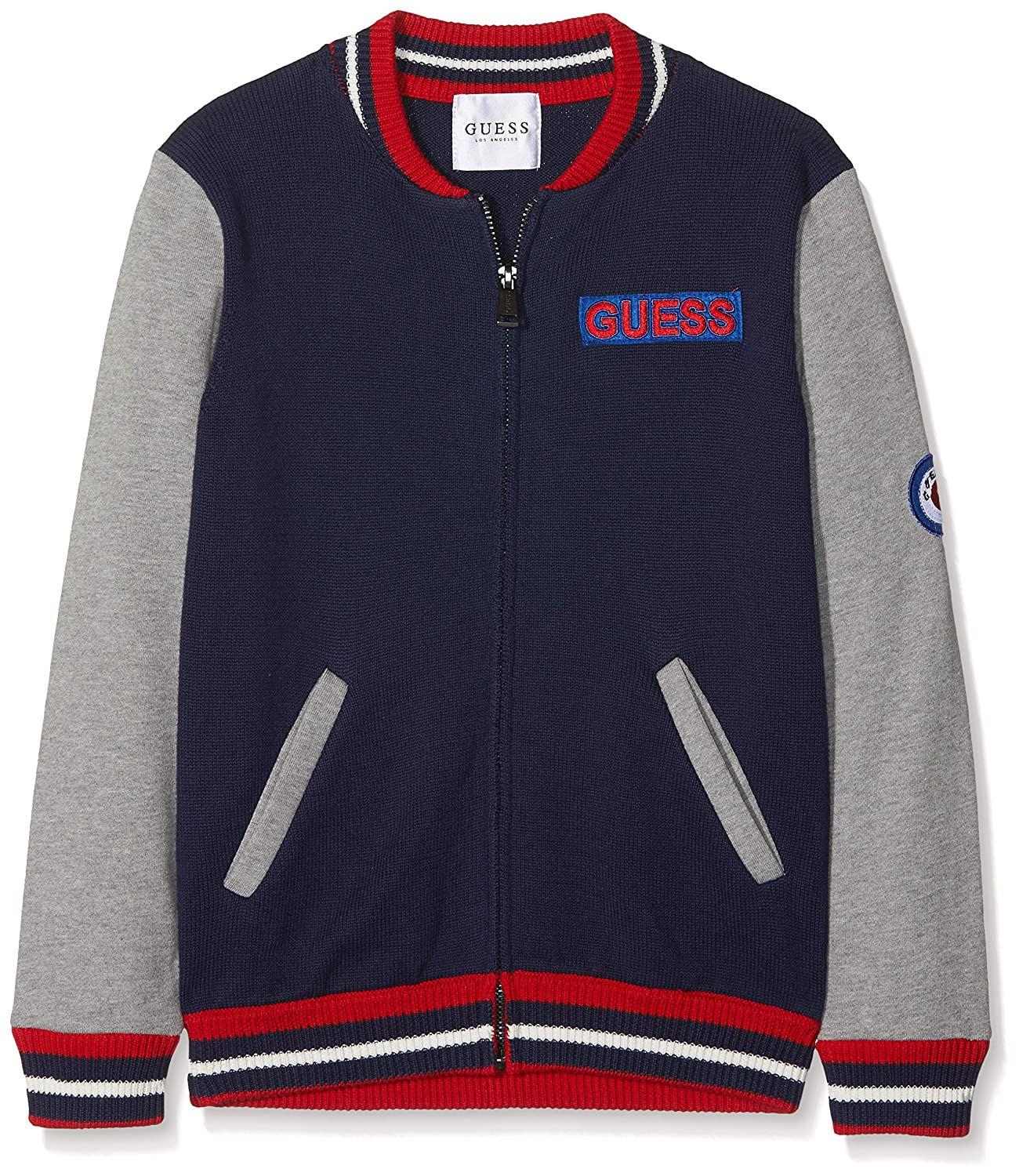 Guess, Giacca Sportiva Bambino L83R03Z22A0