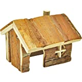 NiteangeL Log Cabin for Hamsters, Gerbils, Mice and Other Small Animals