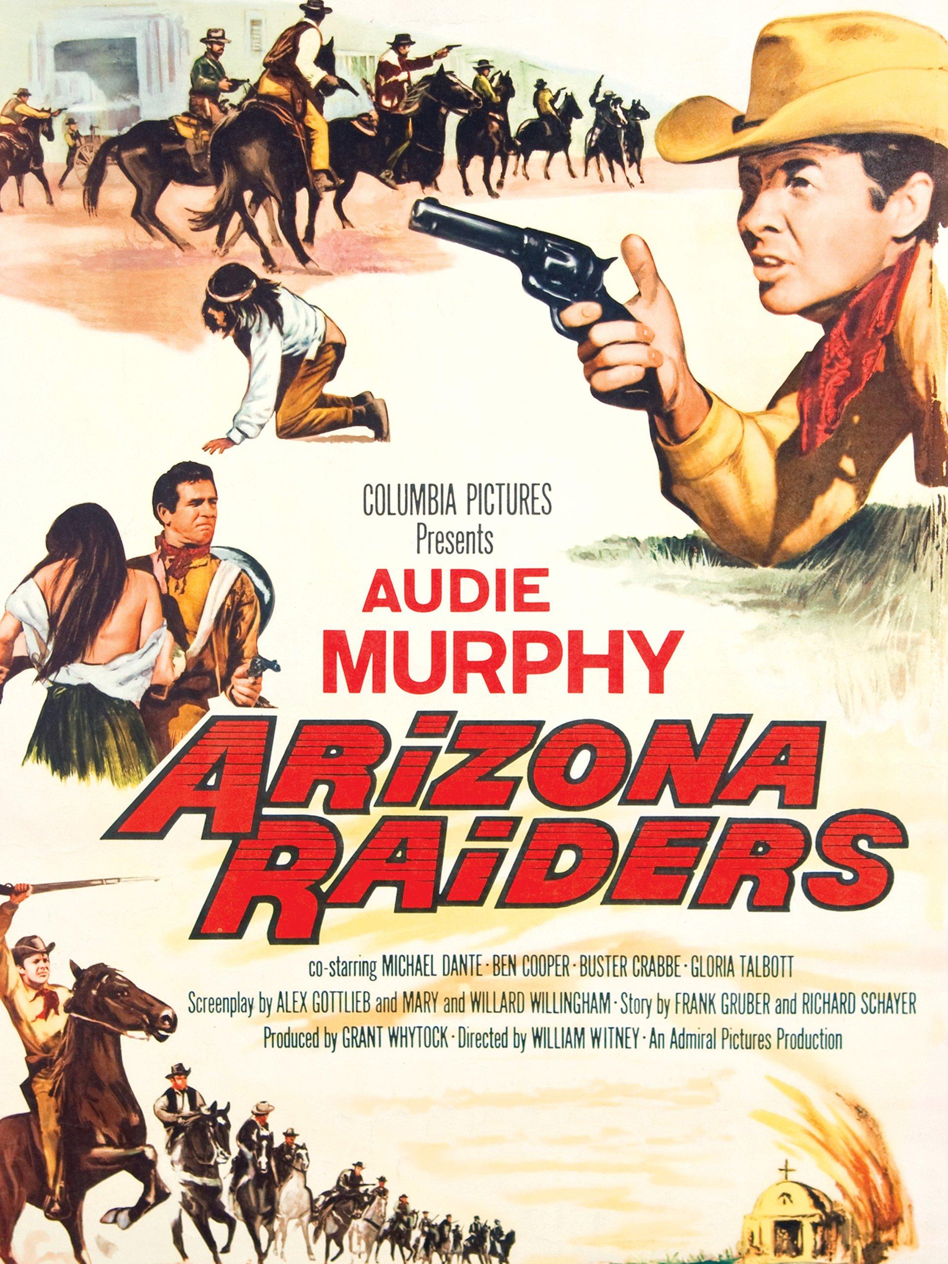 Amazoncom Watch Arizona Raiders Prime Video