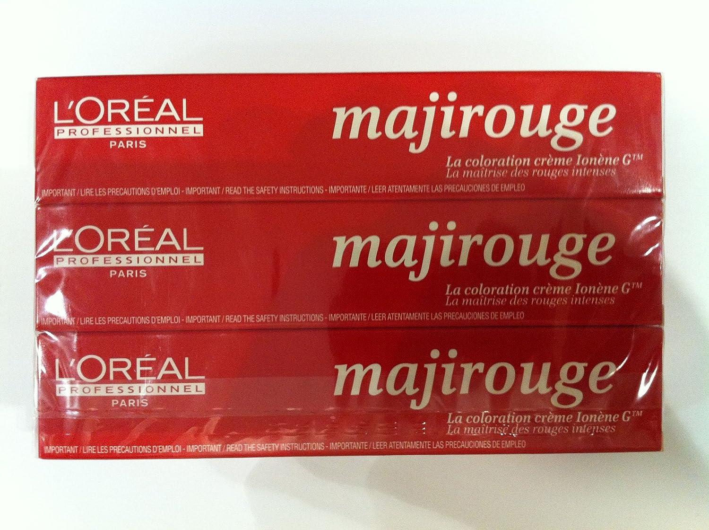 Tinte para cabello Majirouge n.° 7.40