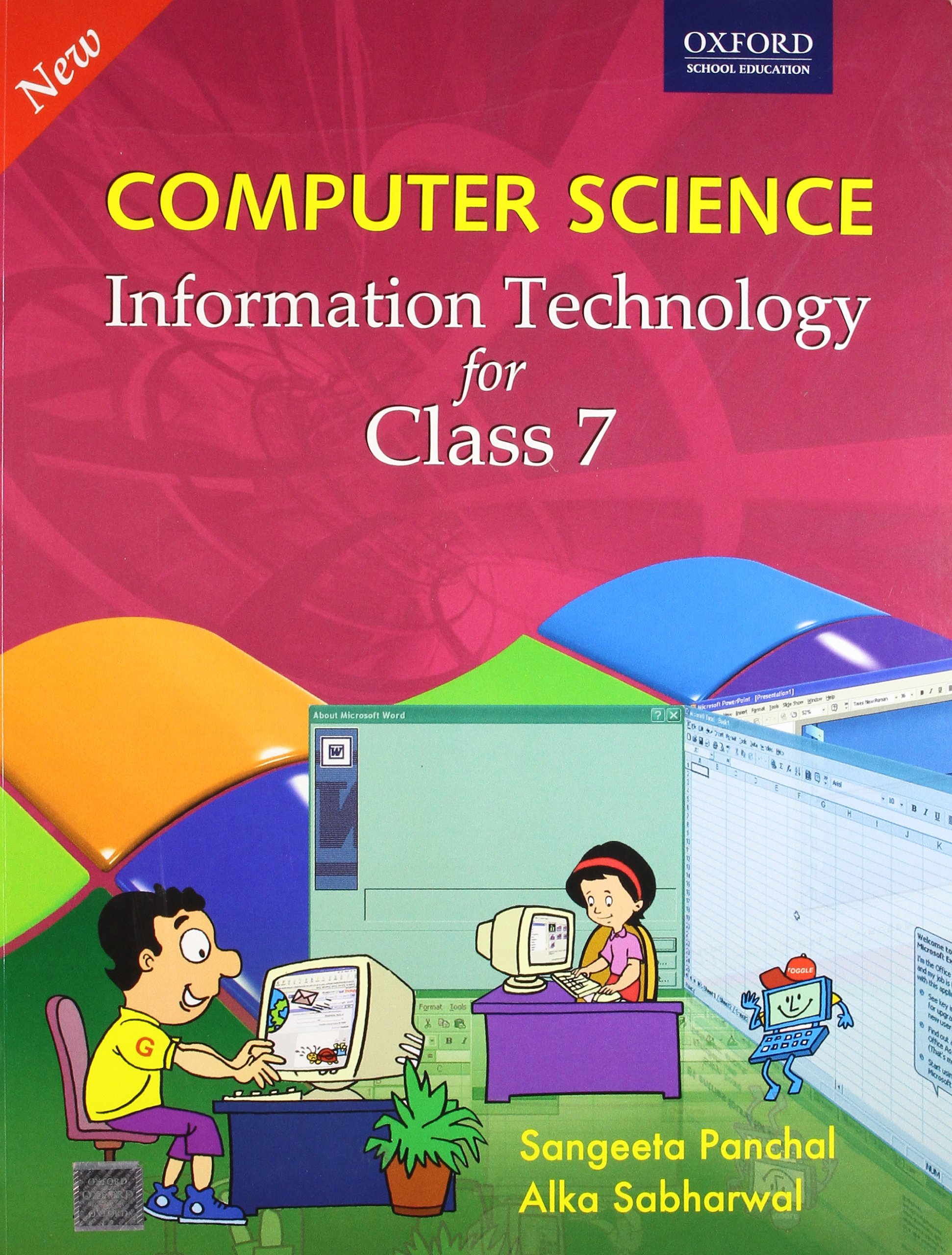 Download Computer Science: Information Technology For Class 7 Text fb2 book