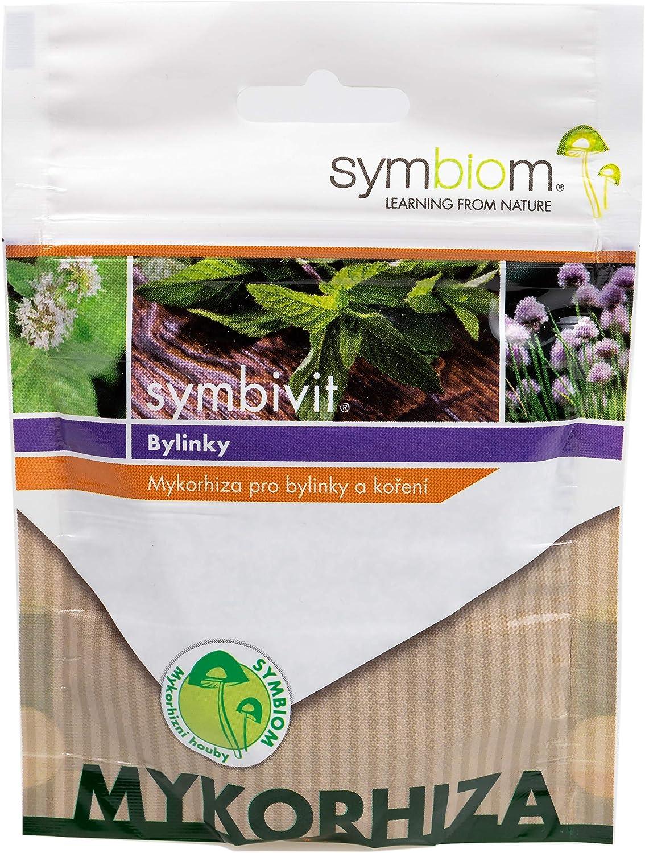 Symbiom Symbivit Rootgrow Champignon mycorhizal pour tomates poivrons et Autres l/égumes