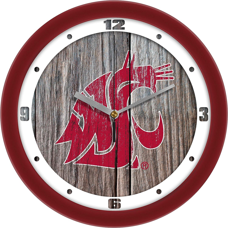 Dimension Wall Clock SunTime Louisiana Tech Bulldogs