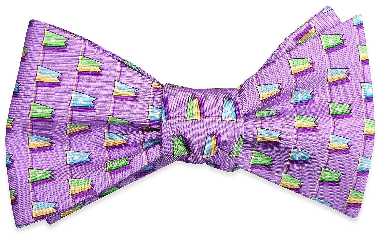 Bird Dog Bay Classic Burgee Self Tie Bow Tie
