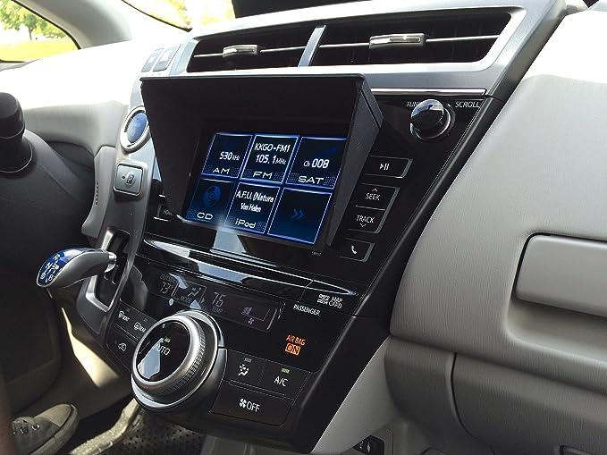 NaviShade Car Navigation Screen Protector  Fits Prius and Most 7