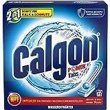 Calgon Powerball Anti Calcaire Pack de 75 Tabs 2 en 1 Protection et Propreté