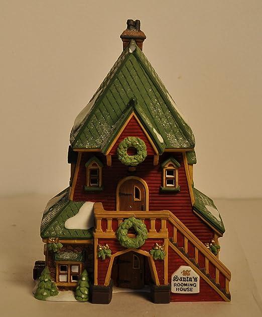 North Pole Dept 56 Santa/'s Rooming House