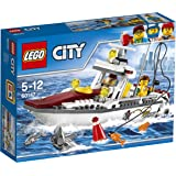 LEGO City 60147 - Great Vehicles Peschereccio