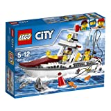 "LEGO 60147 ""Fishing Boat"" Building Toy"