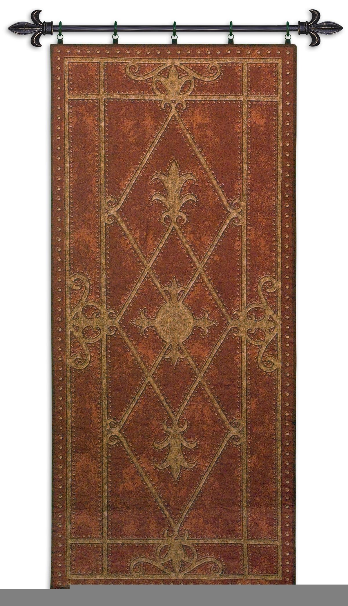 Fine Art Tapestries ''Edinburgh Scroll'' Wall Tapestry by Fine Art Tapestries