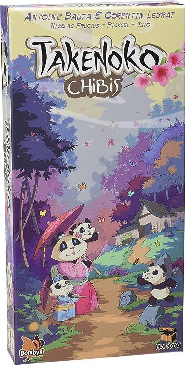Asmodee- Takenoko Chibis (TAK04): Amazon.es: Juguetes y juegos