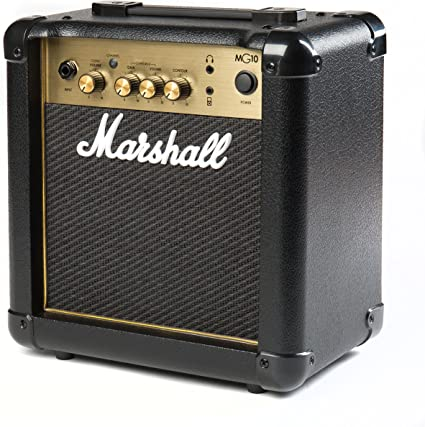 MARSHALL MG10G Combo 10 W.: Amazon.es: Instrumentos musicales