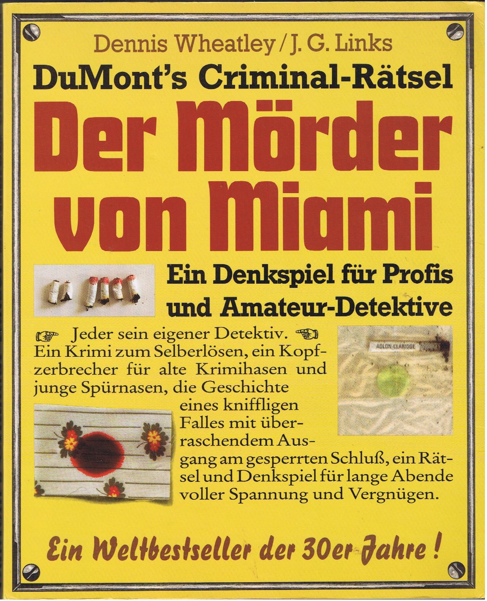 dumonts-criminal-rtsel-der-mrder-von-miami-ein-denkspiel-fr-profis-und-amateur-detektive