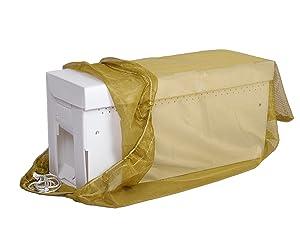 Beekeeping Bee Hive Nuc Package Bee Mesh Transport Bag (5)