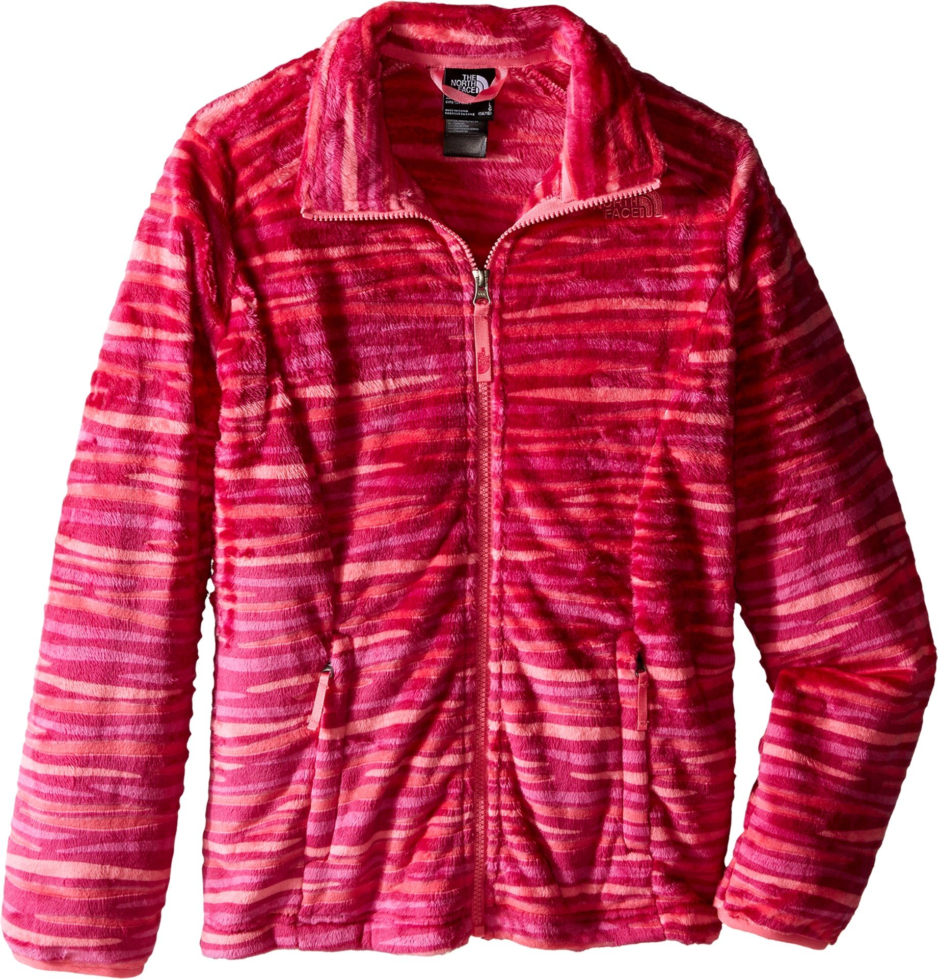 The North Face Kids Girls' Osolita Jacket (Little), Roxbury Pink, MD (10-12 Big Kids)