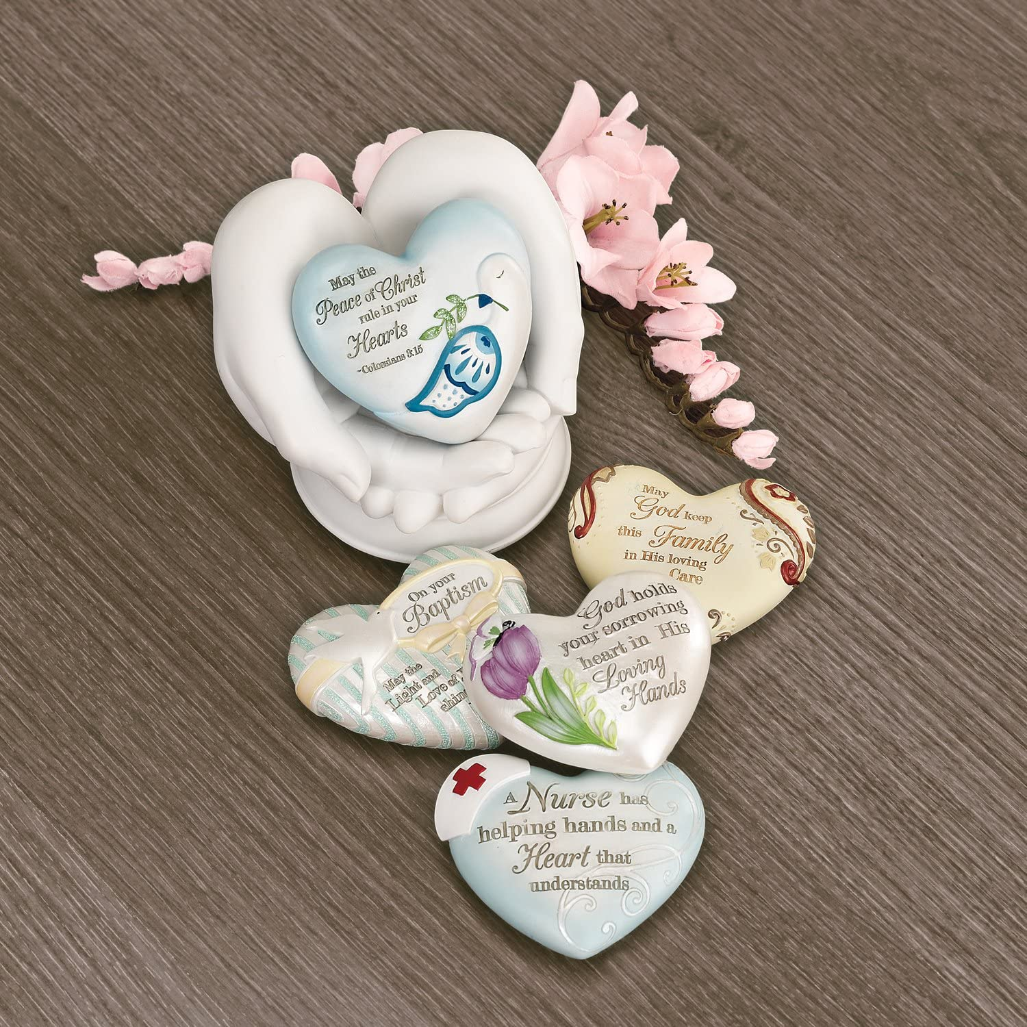 Amazoncom Heart Expressions By Pavilion Inspirational