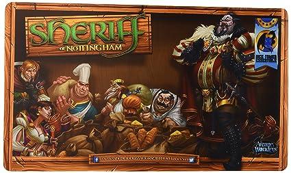 Arcane Wonders Sheriff of Nottingham Speelgoed en spellen Bordspellen, volkspellen englisch