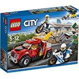 LEGO - 60137 - City - Jeu de construction  - La Poursuite du Braqueur