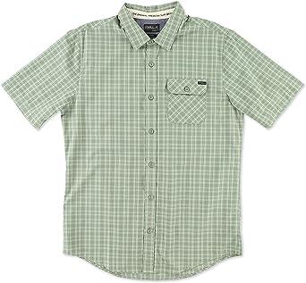 ONeill - Camisa de vestir - camisa - para hombre Verde verde oliva M: Amazon.es: Ropa y accesorios