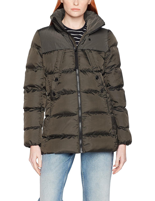 G-STAR RAW Whistler Slim Coat Wmn, Abrigo para Mujer: Amazon.es: Ropa y accesorios
