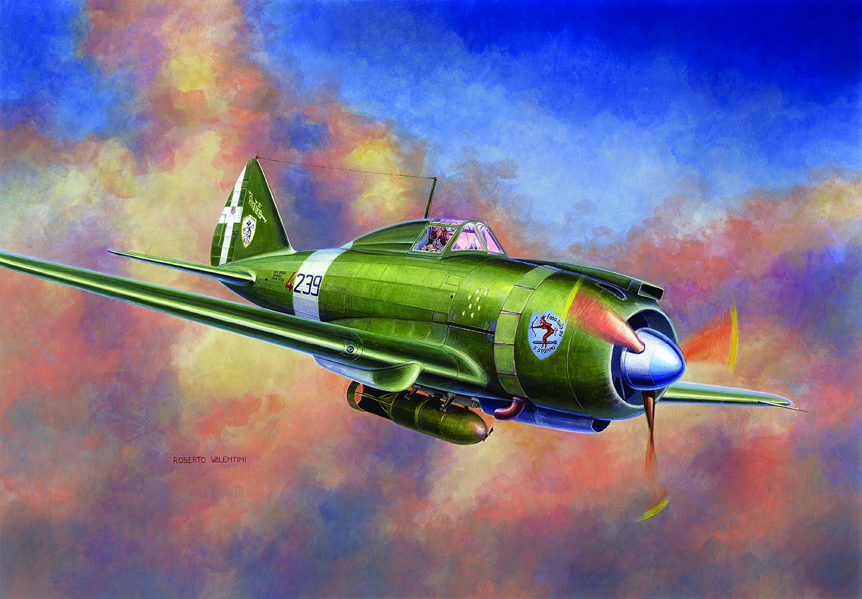 Aviation Italeri Maquette Reggiane RE 2002 Ariete I2670 Echelle 1:48