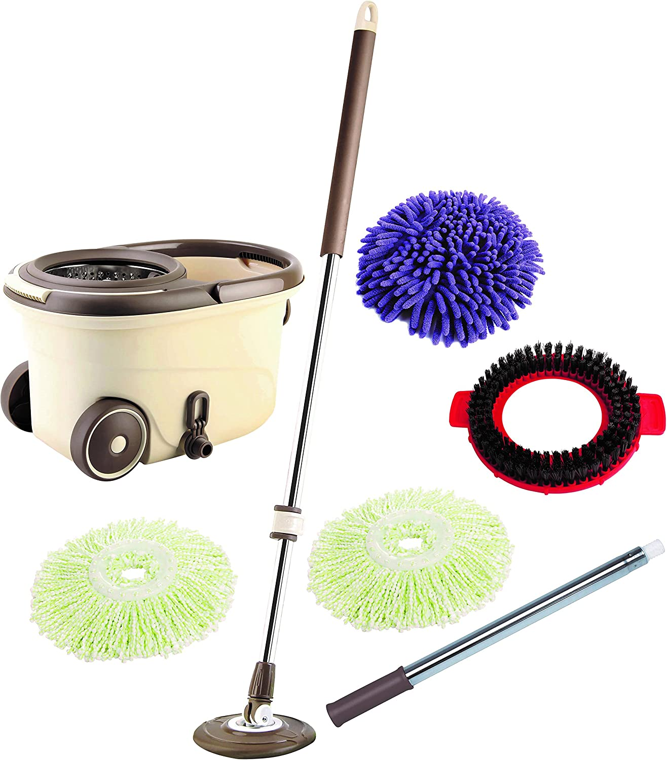 Consumer Reports Best Spin Mop