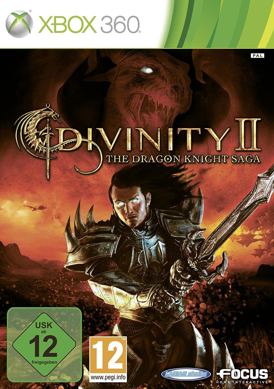 Divinity 2 - The Dragon Knight Saga [Importación alemana]: Amazon.es: Videojuegos