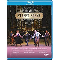 Kurt Weill: Street Scene [Various] [Belair Classiques: BAC562]