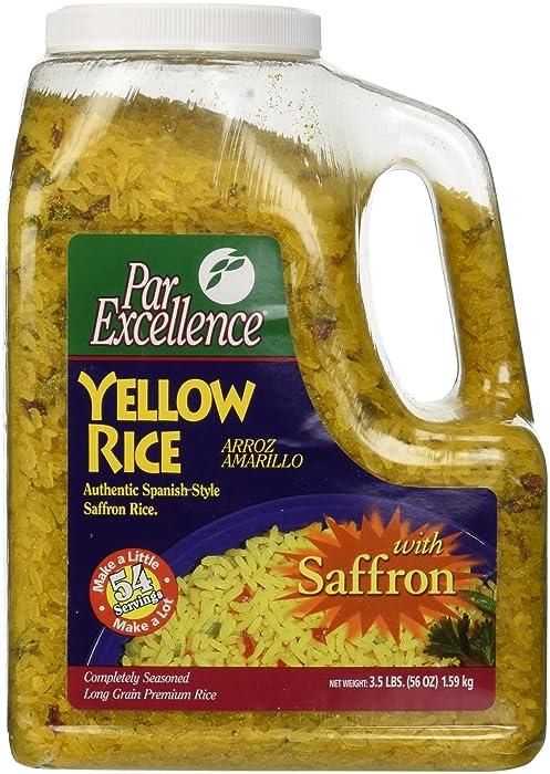 The Best Par Excellence Garden Harvest Rice