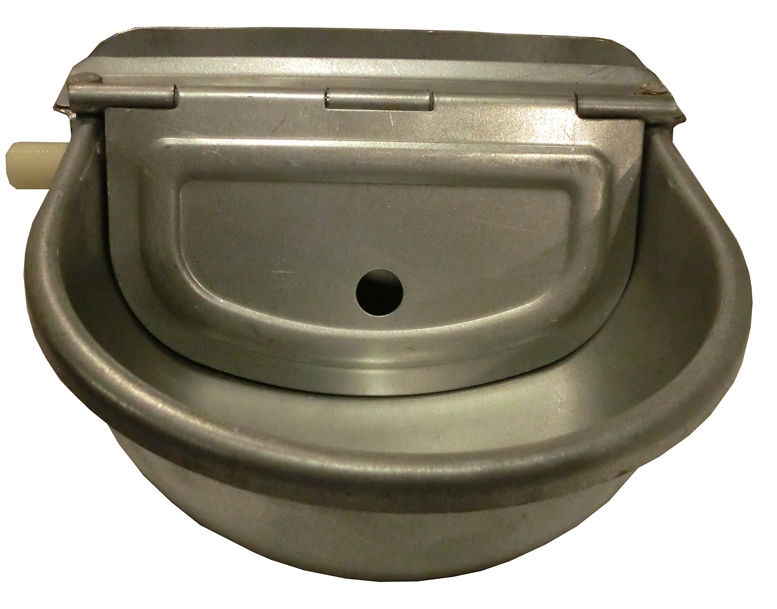 Steel Automatic Stock Waterer Farm Grade Horses Goats Cows Sheep Dogs Water