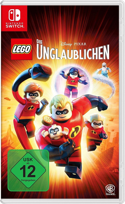 LEGO Die Unglaublichen - Standard Edition - Nintendo Switch ...