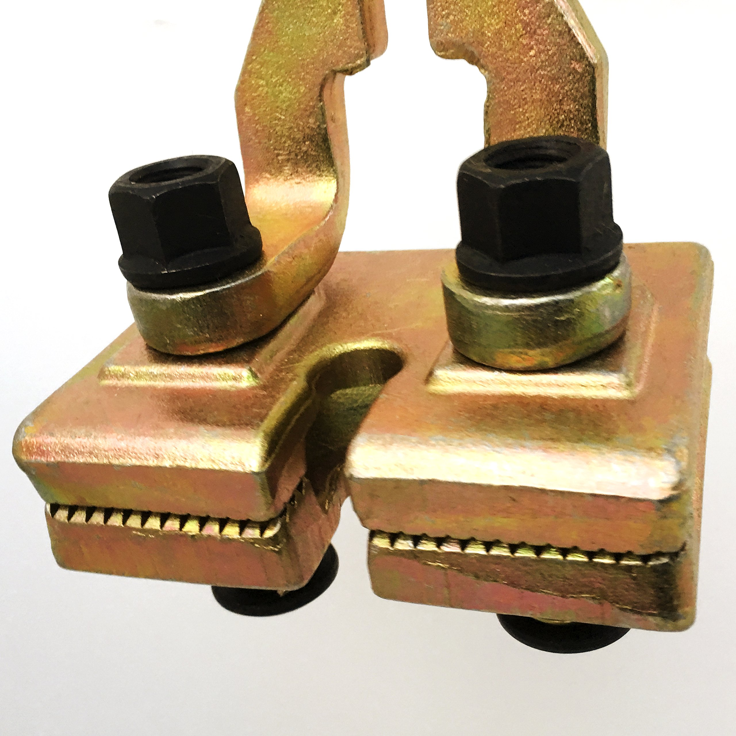 Frame Pulling Clamps (TWO WAY) 5 AND 3 Ton Pulling Capacity by Dynamic Automotive Supplies (Image #3)