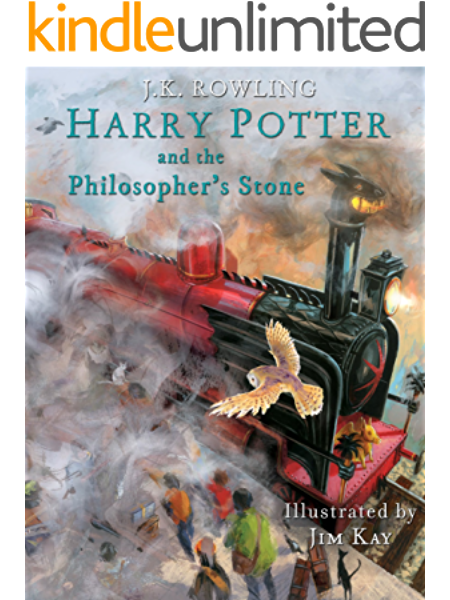Harry Potter and the Philosophers Stone: Illustrated [Kindle ...