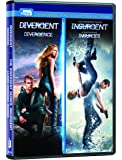 Divergent/Insurgent Dvd Double Feature