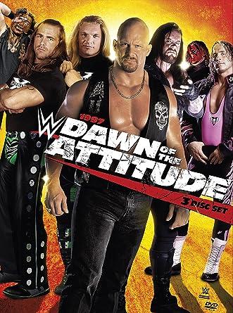 Amazon wwe dawn of the attitude 1997 wwe shawn michaels wwe dawn of the attitude 1997 m4hsunfo