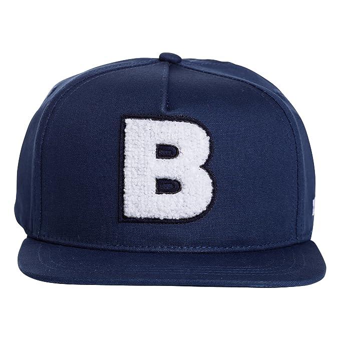 Bench Bamw002354 Canvas B Cap Gorra de béisbol, Azul (Dark Navy ...