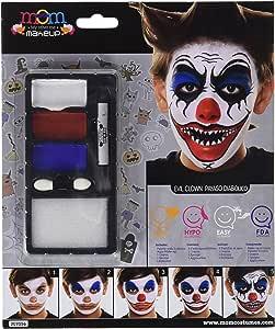 My Other Me Me-207056 Kit Maquillaje Infantil Payaso diabólico ...