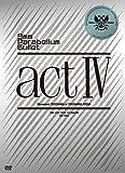 act IV(初回生産限定盤) [DVD]