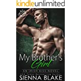 My Brother's Girl: A Contemporary Forbidden Romance (Irish Kiss)
