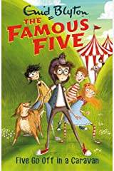 Five Go Off In A Caravan: Book 5 (Famous Five series) Kindle Edition
