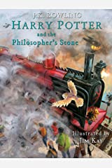 Harry Potter and the Philosopher's Stone: Illustrated [Kindle in Motion] (Illustrated Harry Potter Book 1) Kindle Edition